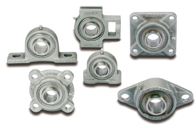 Stainless Steel Ball Bearing Unit